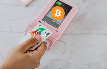 Zakup bitcoin przez kartę VISA