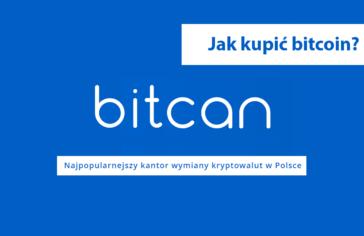 Jak kupić bitcoin w Bitcan