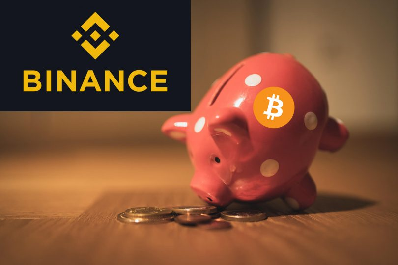 Oszczędności Binance / Binance Savings