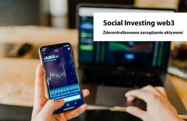 Social investing web3